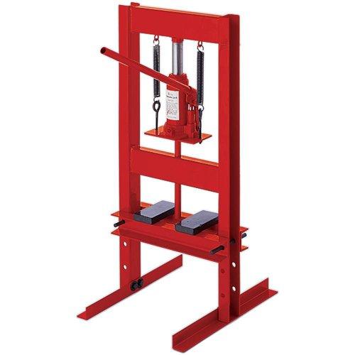 Grizzly H2870 6 Ton Hydraulic PressB0000DD493
