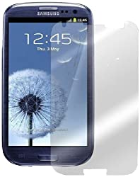 M&S ScreenCleen 3-Pack Clear HD Screen Protectors for Samsung Galaxy S3