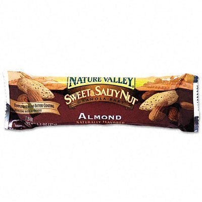 General Mills Nature Valley Granola Bars Sweet & Salty Nut Almo by General Mills
