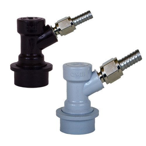 Ball-Lock Mfl Dis-Connect Set With Swivel Nuts (2) 5/16 Gas, 1/4 Liquid Home & Kitchen
