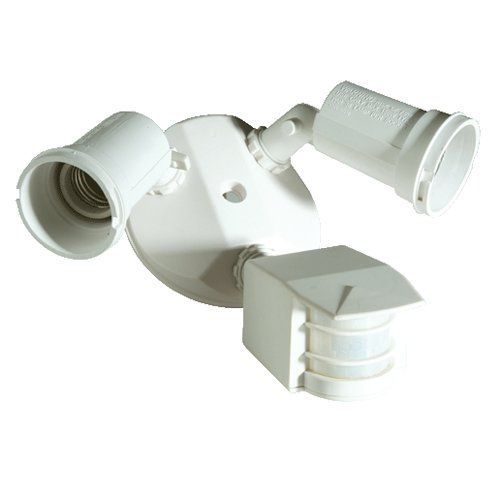 motion sensor with manual override