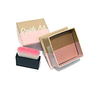 W7 Double Act Blusher Face Powder