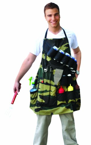 Big Mouth Toys The Grill Sergeant Bbq Apron