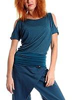 ZZ_Zergatik Camiseta Manga Corta Corans (Azul)