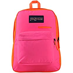 JanSport Digibreak Backpack - Aqua Dash/Grey