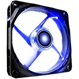 NZXT FZ-120 Airflow Fan Series Lüfter (120mm LED) blau