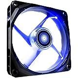 NZXT Technologies RF-FZ120-U1 NZXT FZ-120mm LED Airflow Fan Series Cooling Case Fan - Blue
