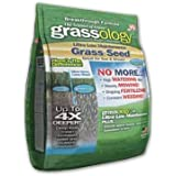 Grassology Ultra Low Maintenance Grass Seed 3lbs PackageQuantity: 1 Outdoor, Home, Garden, Supply, Maintenance