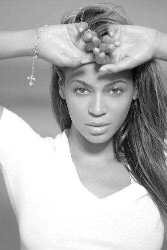 Beyonce Knowles Nice Silk Fabric Cloth Wall Poster Print (20x13inch)