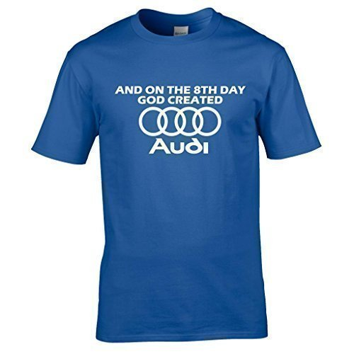 naughtees-clothing-and-on-the-8th-day-god-created-audi-small-royal-blue-standard-fit-t-shirt