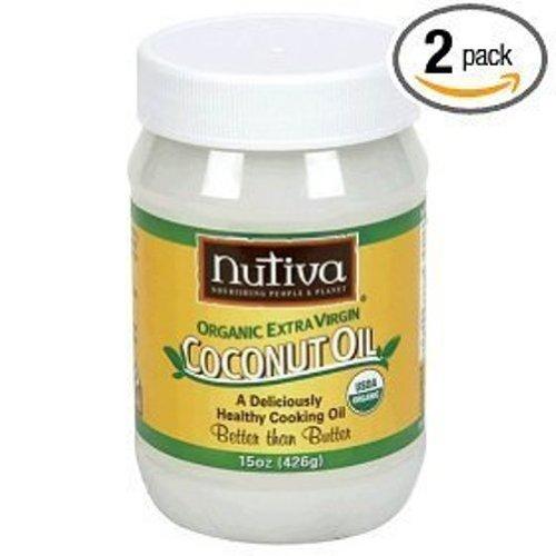 Coconut Oil - Organic Extra Virgin - 2 Pack