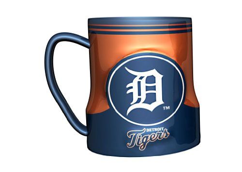 Detroit Tigers 18 Oz Game Time Coffee Mug