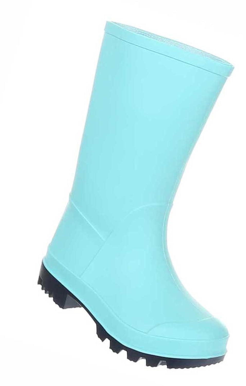 Kinderschuhe Stiefel Mädchen Jungen Regenstiefel Gummi Blau Grün Gelb Rot Pink Orange 22 23 24 25 26 27 28 29 30 31 bestellen