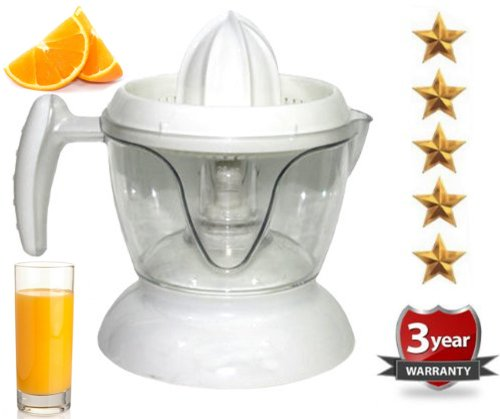 Royal Citrus Orange Lemon Lime Juicer 750ml Easy-Clean Juicing Machine (Automatic Lime Juicer compare prices)