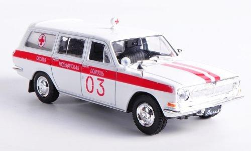 Imagen principal de Wolga / GAZ 24-03, ambulancia , Modelo de Auto, modello completo, SpecialC.-58 1:43