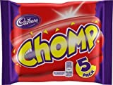 CADBURY CHOMP 5 IN A PACK X 18 OUTERS