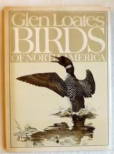 Glen Loates' Birds of North America