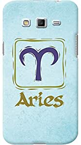Kasemantra Funny Aries Case For Samsung Galaxy Grand 2