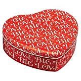 Emma Bridgewater Big Love Heart Tin - Red