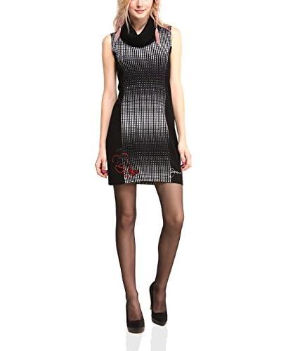 Desigual Vestido NEUSIFU Negro M