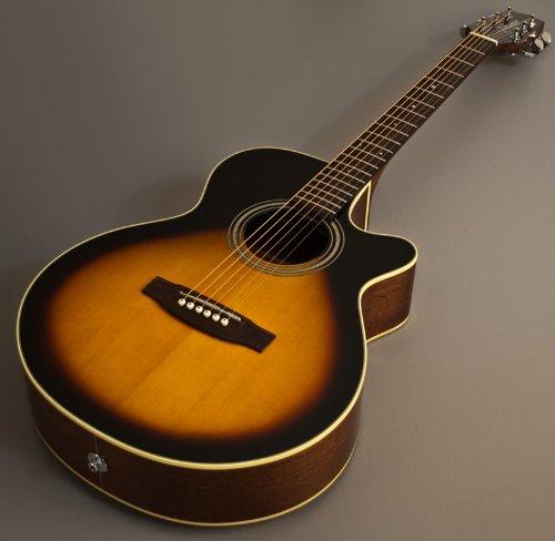 takamine eg260c bsb g series sunburst acoustic electric cutaway guitar best guitar prices online. Black Bedroom Furniture Sets. Home Design Ideas