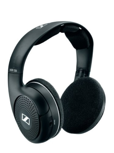 Sennheiser HDR120 Supplemental HiFi Wireless Headphone for RS-120 System