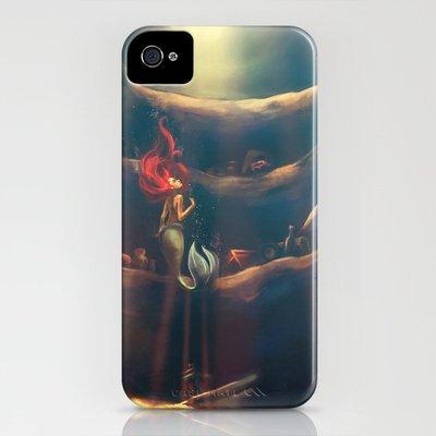 Society6/ソサエティシックス iphone4/4S リトルマーメイド_Someday
