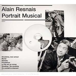 Alain Resnais Portrait Musical