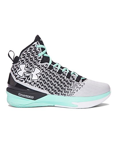 Under Armour Women's UA ClutchFit Drive 3 Basketball Shoes 9.5 Aluminum