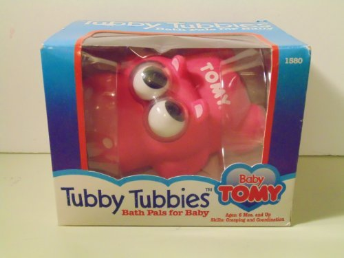 "Tubby Tubbies Bath Pals For Baby-""Goldfish"""