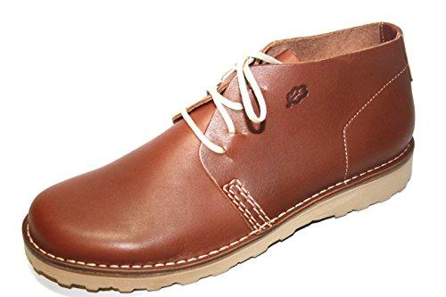 of Loints l'articolo 45201 ltext stivaletti & laccio semi scarpe, marrone, EU 42 (senza scatola)