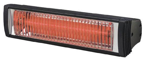 Solaira Electric Infrared Heater, 5120 Btuh, 120v