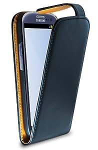 vau Premium ECHT-Leder FlipCase für Samsung Galaxy S3 Tasche