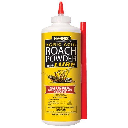 harris-boric-acid-roach-powder-with-lure-16-oz