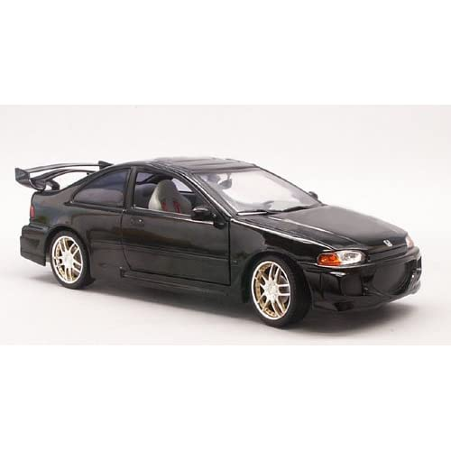 fast and the furious1 18 scale 1995 honda civic. Black Bedroom Furniture Sets. Home Design Ideas