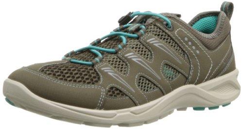 ECCO Terracruise Ladies Sandali Sportivi, Donna, Marrone(Warm Grey/Dark Clay/Turquoise 58440), 39