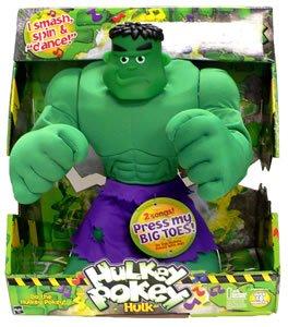 Hulkey Pokey Incredible Hulk