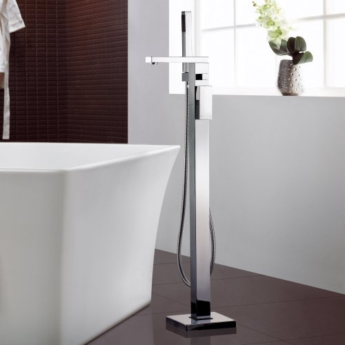 Canim Bathroom Taps - Freestanding Bath Mixer Tap with