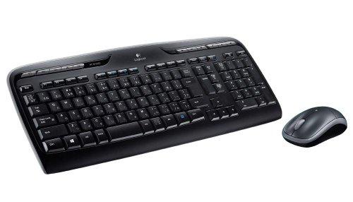 LOGICOOL ワイヤレスコンボ MK330