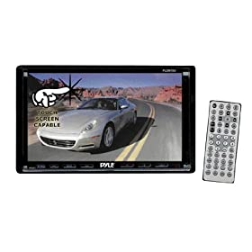 41x1RA1GS L. SL500 AA280  Pyle PLDN70U 7 Inch Double DIN Motorized TFT Touchscreen Receiver   $160 Shipped