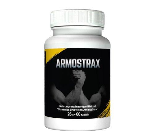 Armostrax - Extremer Testosteronschub und Fettverlust