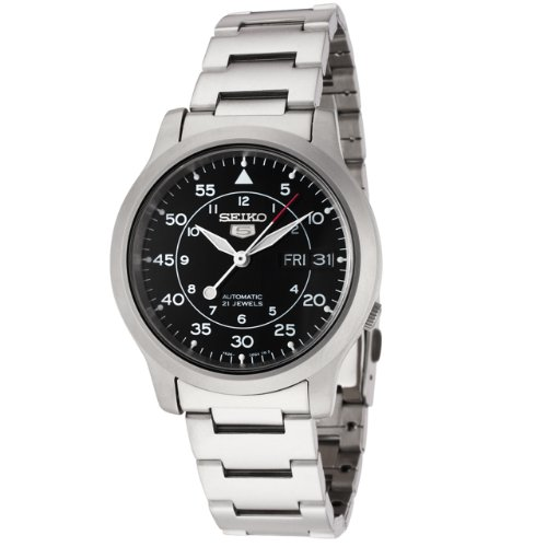 Seiko Men's 5 Automatic Watch SNK809K1