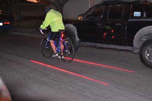 XFIRE(クロースファイヤー)  バイクレーン  ★自転車用レーザーライト ★