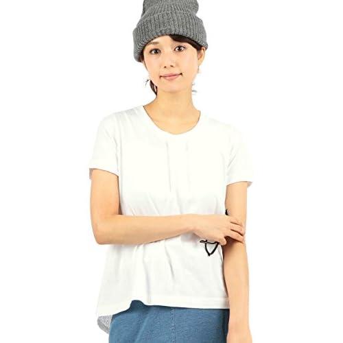 (コーエン) COEN バックレースTシャツ 76256125050 03 Off White L