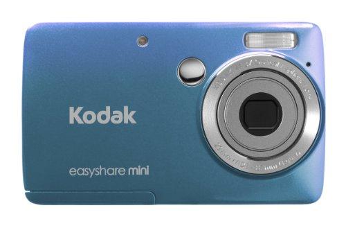Kodak EasyShare Mini M200 Digital Camera - Blue (New Model)
