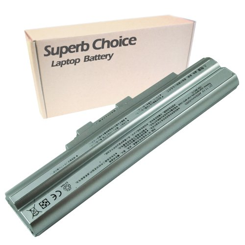 Excellent Choice 6-Cell Battery for Sony VAIO VGN-FW140E/H