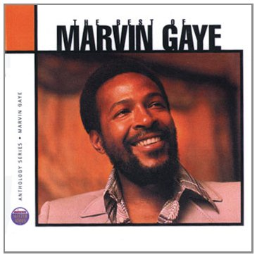 marvin gaye the very best of marvin gaye cover