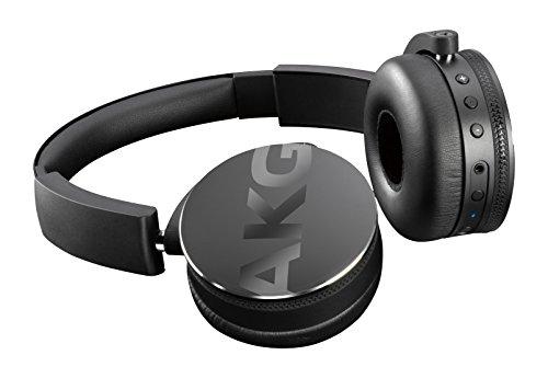 AKG Y50BT - Auriculares de diadema cerrados (Bluetooth, Micro USB,...