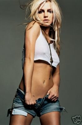 Britney Spears 24X36 Poster - Very Hot - New! - Buy Me! #04