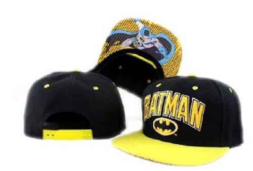 Batman Black and Yellow Hat
